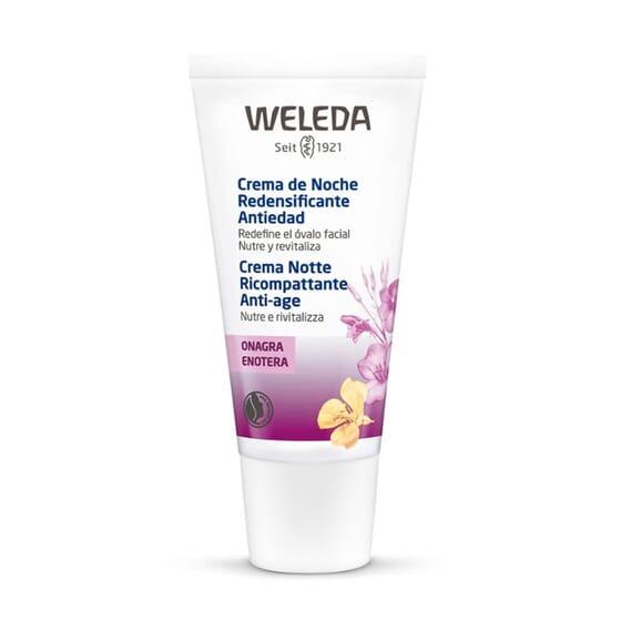 Crème de Nuit Redensifiant à l'Onagre revitalise votre peau depuis l'intérieur.