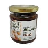 Não abdiques do doce com o Creme Cacau Avelã Bio da NaturGreen.