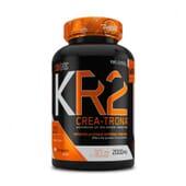 Aumenta a massa muscular e a força com KR2 Kre-Alcalyn.