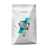 Impact Whey Protein da Myprotein é uma proteína de alto valor biológico.