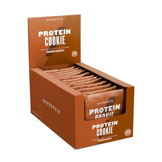 Aumenta a tua massa muscular de uma forma diferente com as Bolachas Ricas em Proteínas.