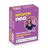 Neofem Neo reduz o desconforto da menopausa.