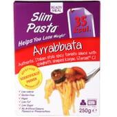 Slim Pasta Arrabbiata favorece a perda de peso.