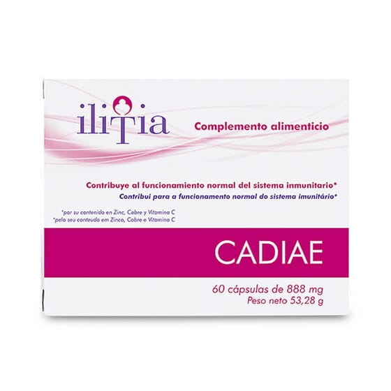 Cadiae aide à prévenir la prolifération de Candida.