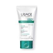 Hyséac Fluido SPF50 protege la piel mixta a grasa de las radiaciones solares.