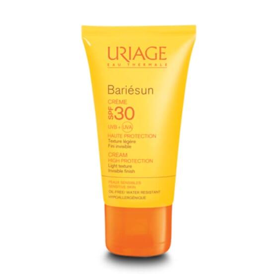 Bariésun Crema SPF30 está indicada para las pieles sensibles.