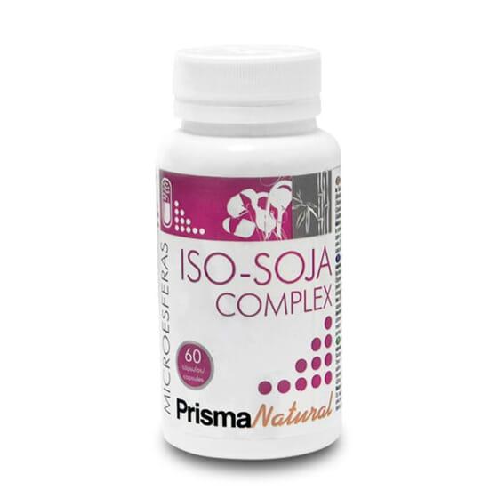Iso-Soja Complex 60 Caps da Prisma Natural