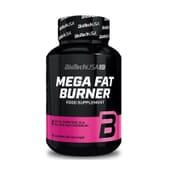 Mega Fat Burner (For Her) 90 Caps da Biotech USA