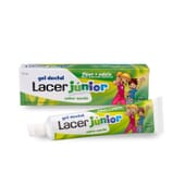 LACER JUNIOR GEL DENTIFRICE MENTHE 75 ml