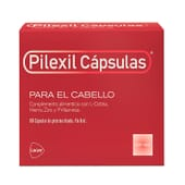 Pilexil Cápsulas Antiqueda 100 Caps da Pilexil