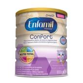Enfamil Confort é um leite de iniciação adaptado para bebês com problemas digestivos.
