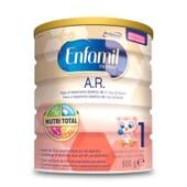 Enfamil 1 A.R. é um leite de iniciação adaptado para bebés com refluxo.