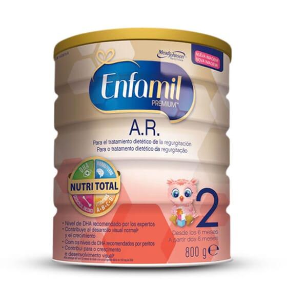 ENFAMIL 2 AR - Pour les bébés souffrant de reflux, à partir de 6 mois