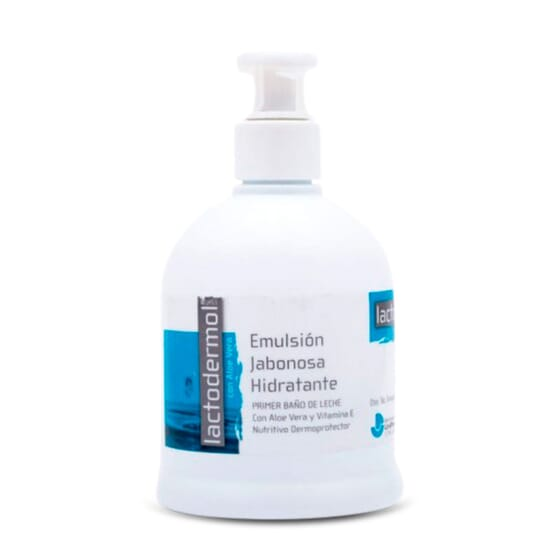 LACTODERMOL ÉMULSION SAVONNEUSE 300 ml de UniPharma