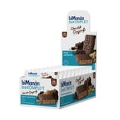 Barritas Komplett de Chocolate Crujiente listas para tomar.