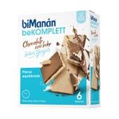 Snack Chocolate con Leche y Yogurt es rico en fibra.