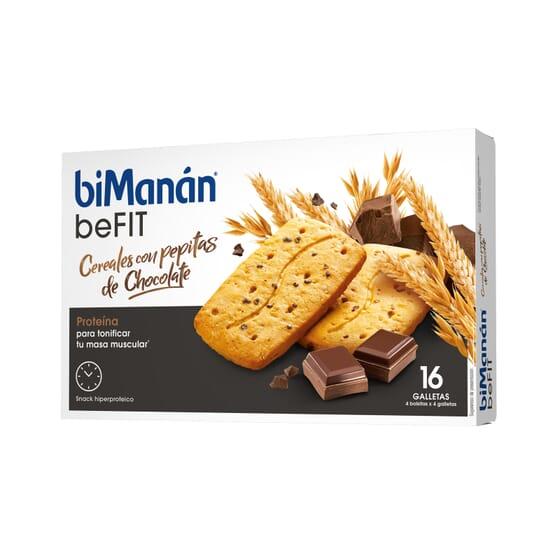 Galletas de Cereales con Pepitas de Chocolate te ayudan a controlar el peso.