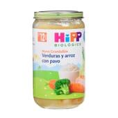 Légumes et Riz à la Dinde 250g de Hipp