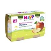 Purée de Pomme 125g 2 Unités de Hipp