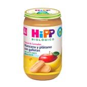 Pomme Banane Et Biscuits 250g de Hipp