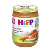 Verduras Y Arroz Con Pollo 190 g de Hipp