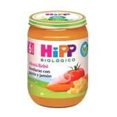 Légumes aux Pâtes et au Jambon 190g de Hipp