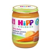 Zanahorias, Patatas Y Carne De Vaca 190g de Hipp