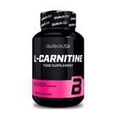 L-Carnitina 1000 30 Tabs da Biotech USA