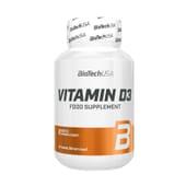Vitamina D3 ¡Huesos y dientes fuertes!