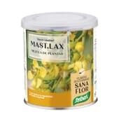 Sana Flor Mast-Lax Masticable favorece el tránsito intestinal.