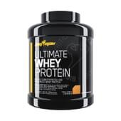 Ultimate Whey Protein es un concentrado de suero de leche.
