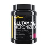 La Glutamina de BigMan favorece el incremento de la masa muscular.
