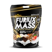 Ultimate Furiux Mass est un gainer à base de glucides et protéines.