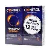 Control Finissimo são preservativos de maior sensibilidade.