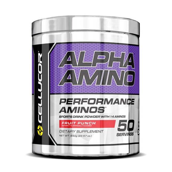 Alpha Amino G4 50 Servicios de Cellucor