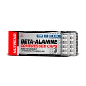 BETA ALANINE COMPRESSED CAPS 90 Caps - NUTREND