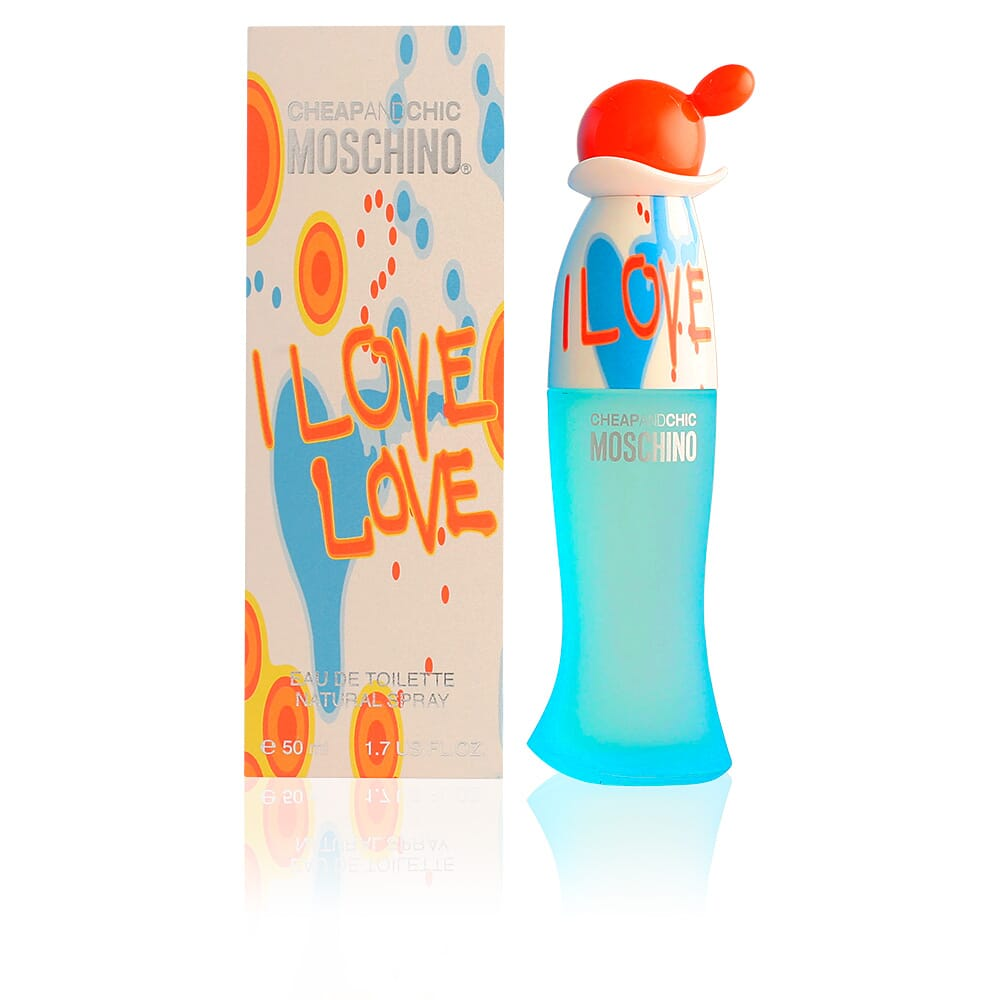 Perfume I Love Love Moschino 50ml