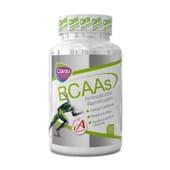 BCAA - 90 Caps - CLAROU