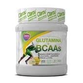 GLUTAMINA + BCAA 300g - CLAROU