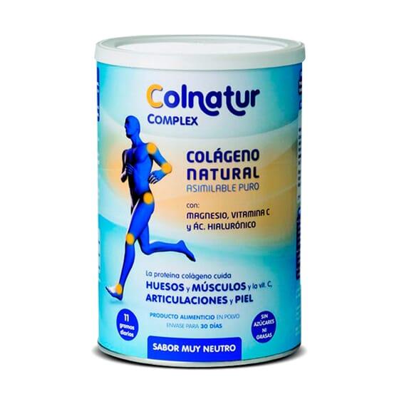 Colnatur Complex Colagénio Com Vitamina C 330g da Colnatur
