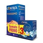 CONTROL FINISSIMO 12 Unités + ULTRA FEEL 3 Unités - CONTROL