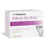 Las Perlas Para la Piel Ácido Hialurónico están formuladas con vitamina C y zinc.