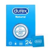 DUREX NATURAL PLUS 24 Ud de Durex.