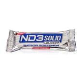 Nd3 Sólido Com Cafeína 1 Barra De 40g da Infisport