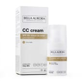 CC CREAM ANTI MANCHAS TONO MEDIO SPF50+ 30ml de Bella Aurora