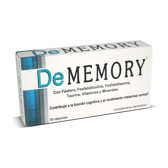 Dememory 30 Caps da Dememory
