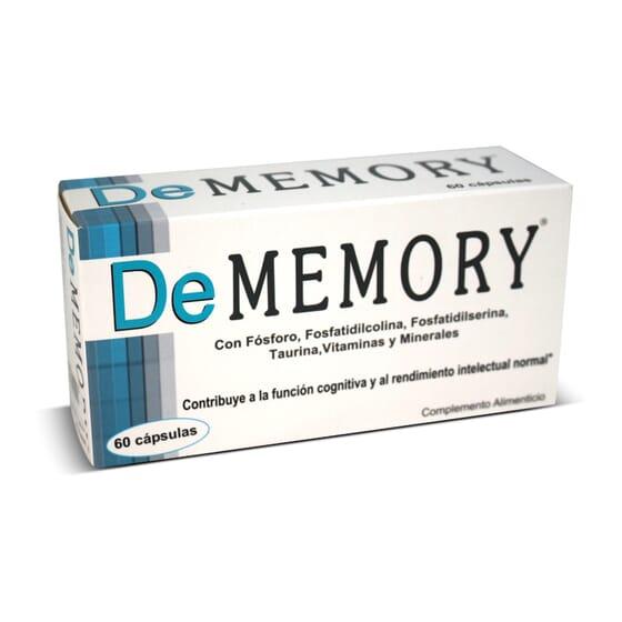 Dememory 60 Caps da Dememory