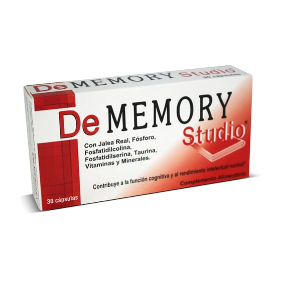 Dememory Studio 30 Caps de Dememory
