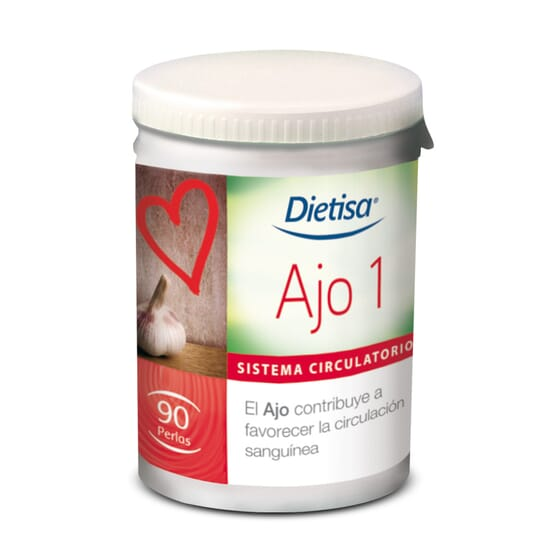 Alho 1 - 90 Pérolas da Dietisa