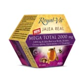 Jalea Real Royal Vit Mega Total 2000mg 20 x 10ml de Dietisa